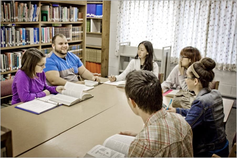Library Resources Kansas Christian College